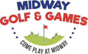 Midway Golf & Games Logo
